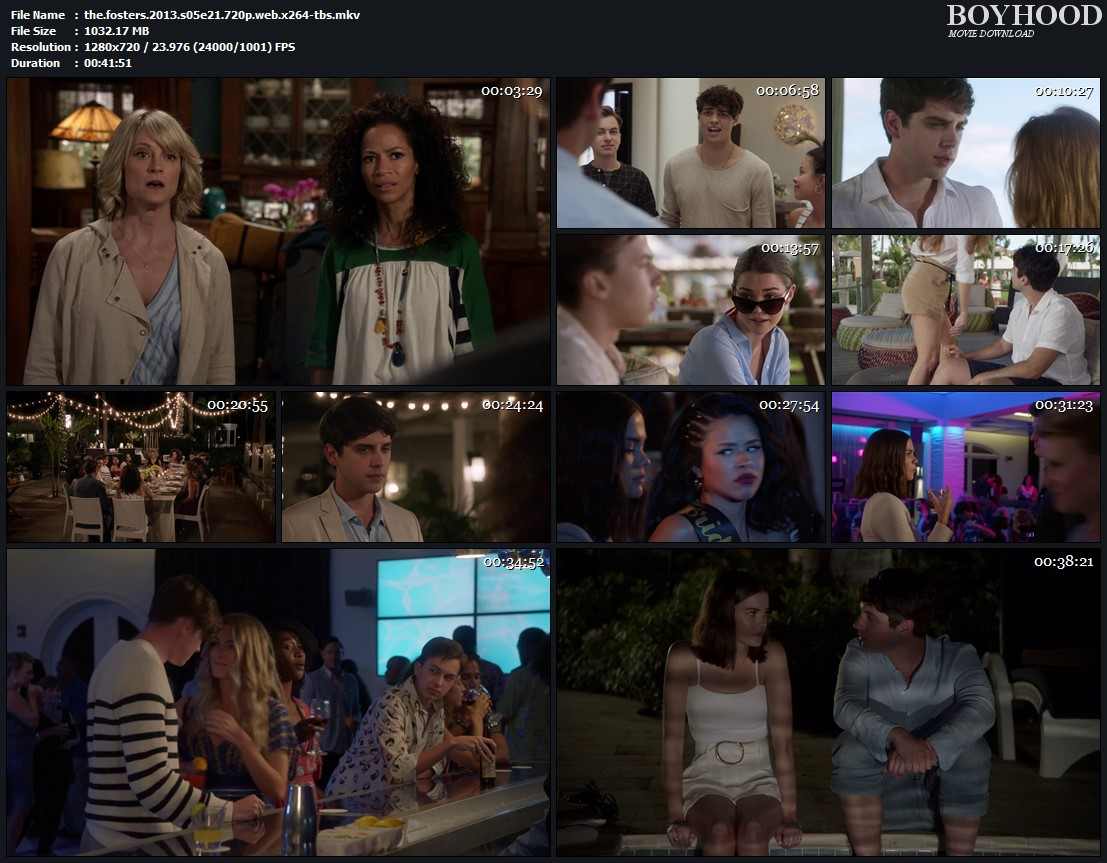 The Fosters 2013 S05E21