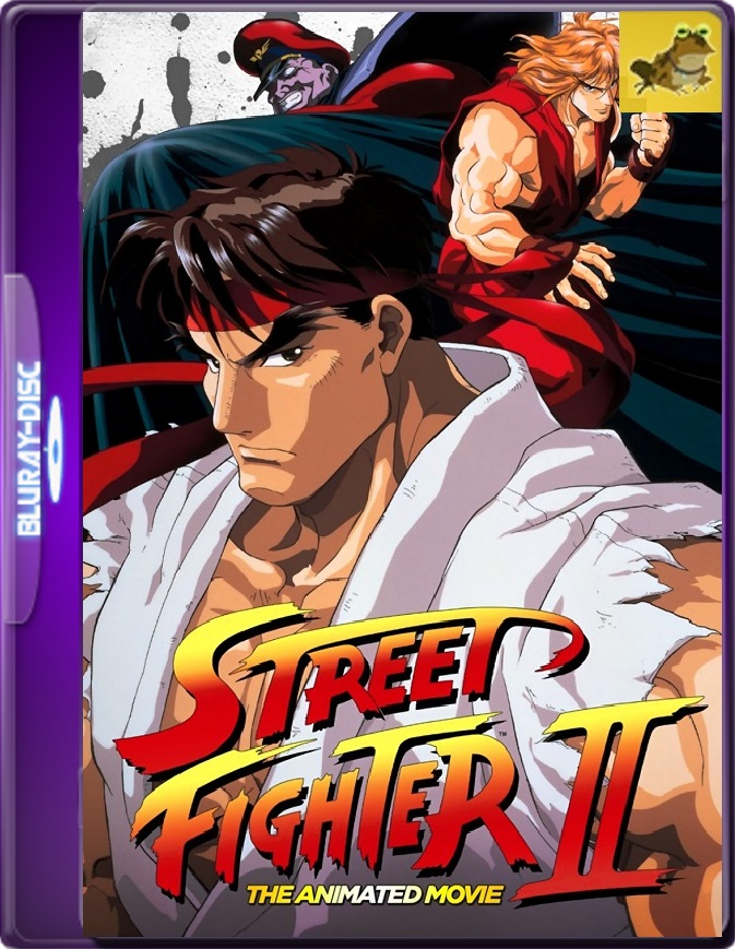 Street Fighter II: La Película (1994) Brrip 1080p (60 FPS) Latino / Japonés