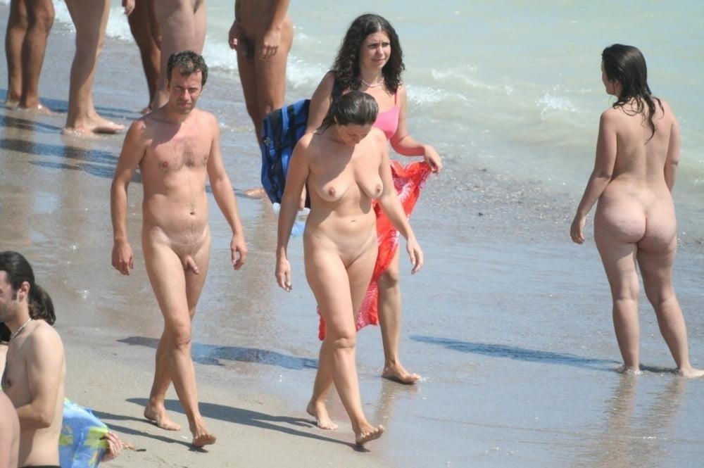 Nude beach bukake-5533