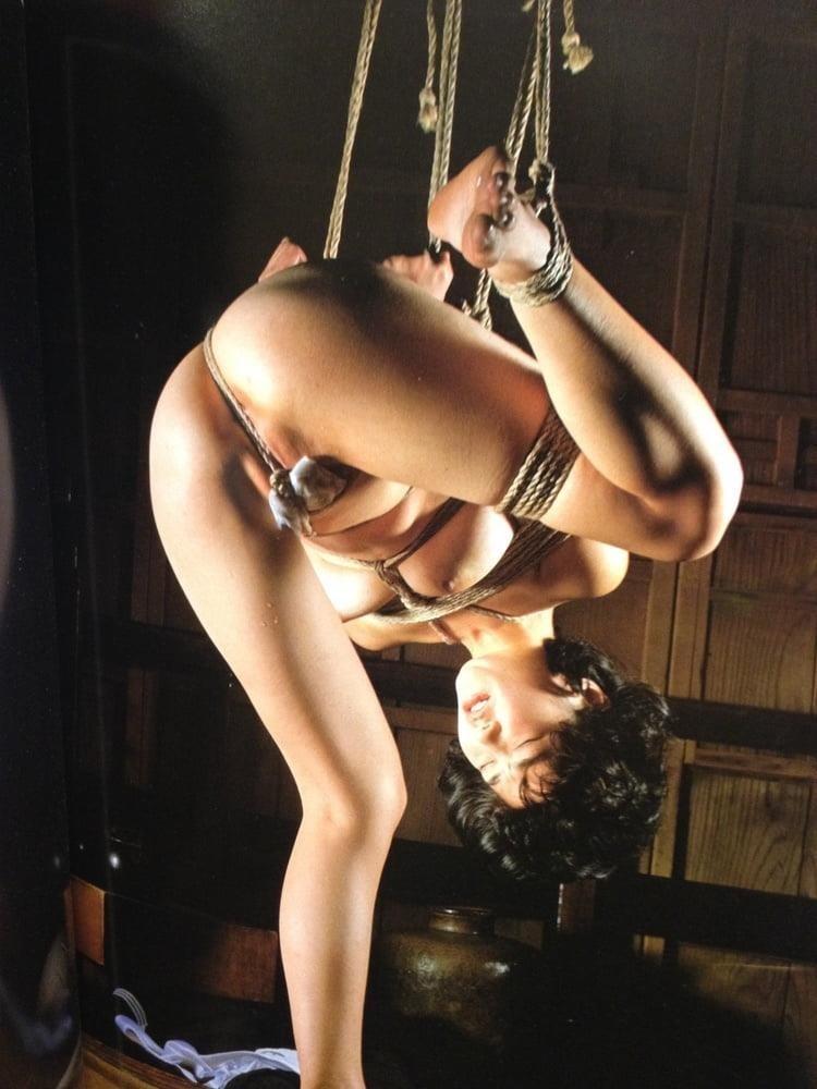 Asian bondage bukkake-3340