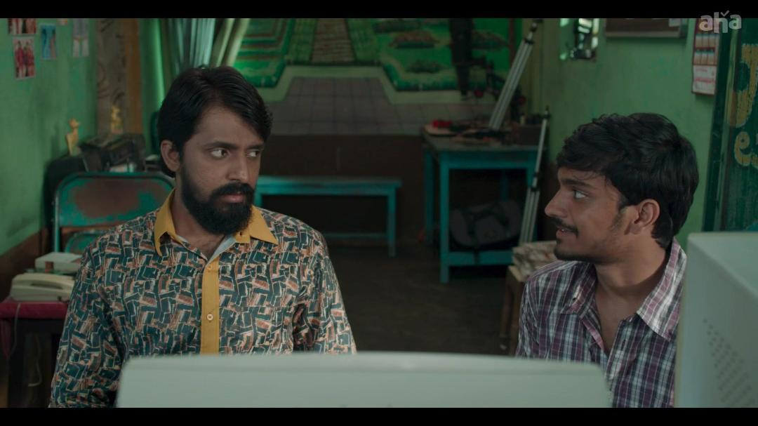 Mail (2021) Telugu 1080p WEB-DL AVC AAC-BWT Exclusive