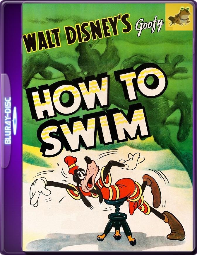 Goofy: Cómo Nadar (1942) WEB-DL 1080p (60 FPS) Latino