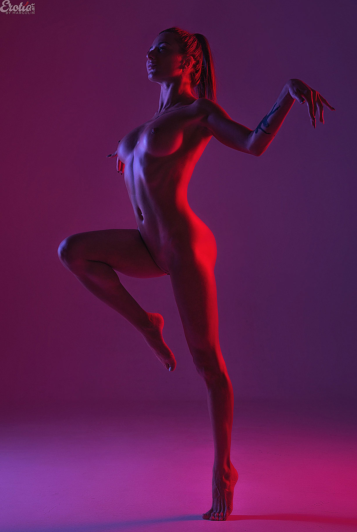Sandra Wellness nude by Alexander Margolin