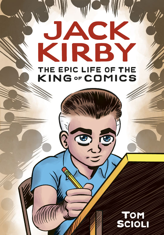 Jack Kirby - The Epic Life of the King of Comics (2020)
