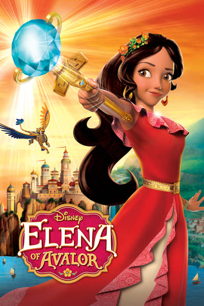 Elena of Avalor S03E13 HDTV x264-W4F