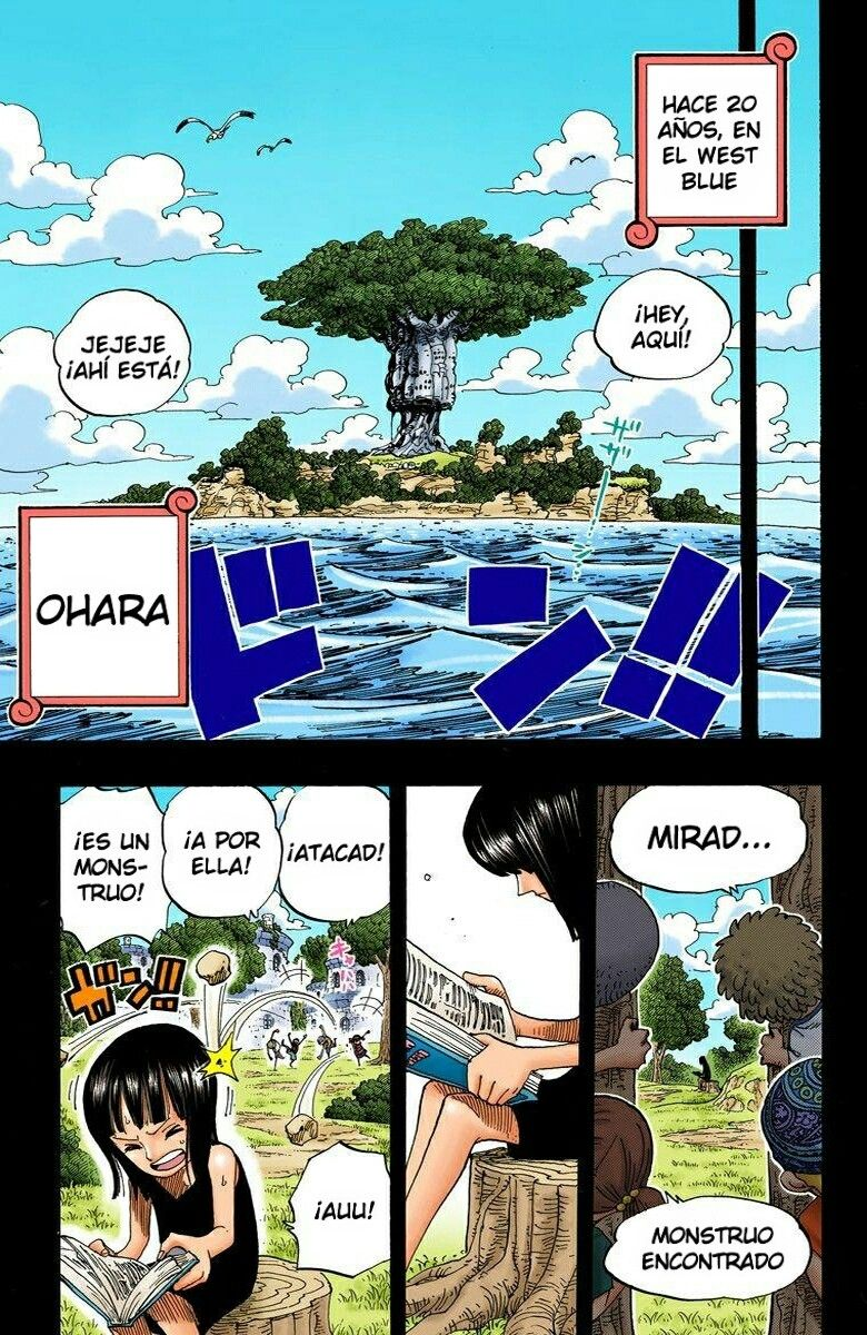 One Piece Manga 391-398 [Full Color] Nh5f7glh_o