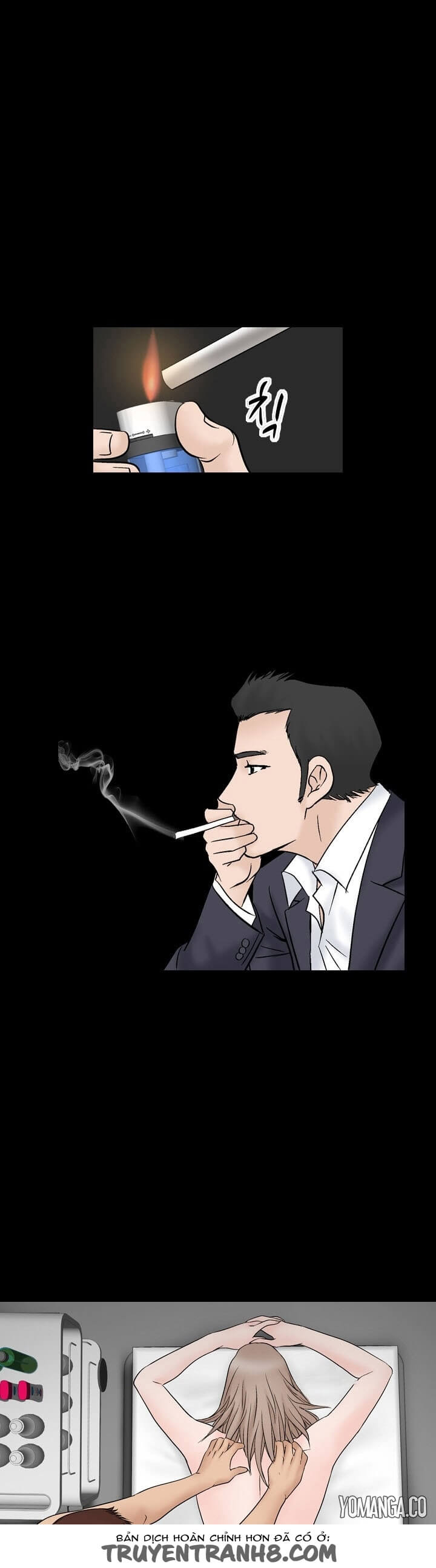 The Taste Of The Hand Chapter 42 - Trang 9
