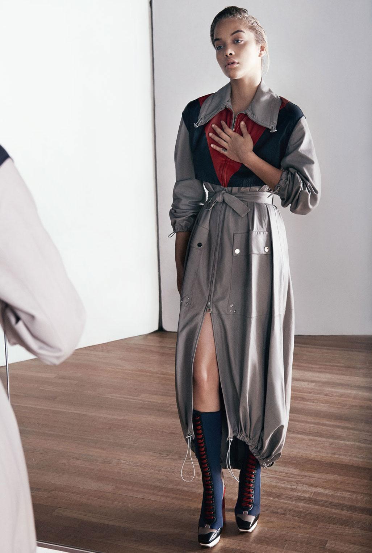 Модный показ Жасмин Сандерс / фото 10