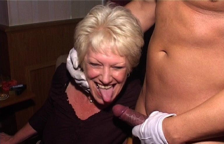 Male stripper gets naked-6770