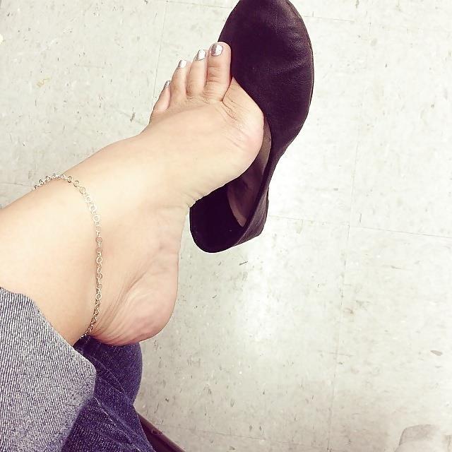 Bbw foot tube-7444