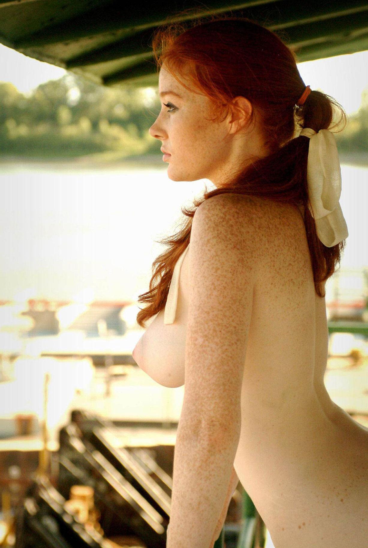 подборка фотографий сексуальных голых девушек - Dominique Sorribes