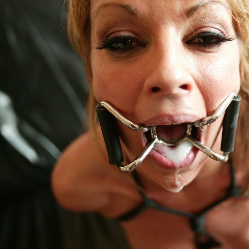 Open mouth bukkake-4984