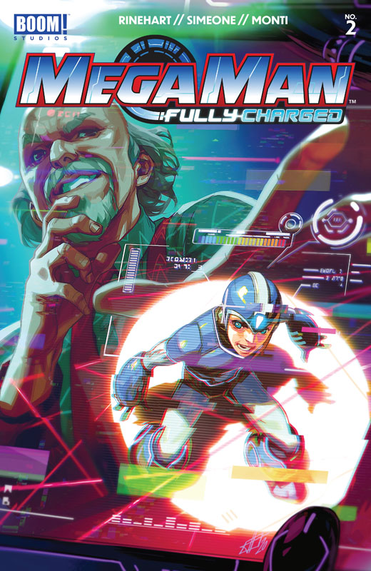 Mega Man - Fully Charged #1-4 (2020)