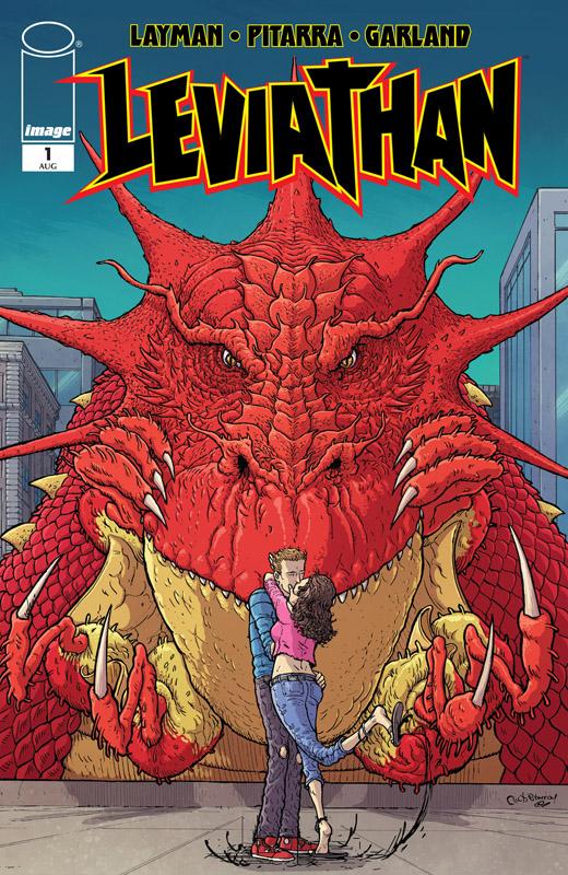 Leviathan #1-3 (2018)