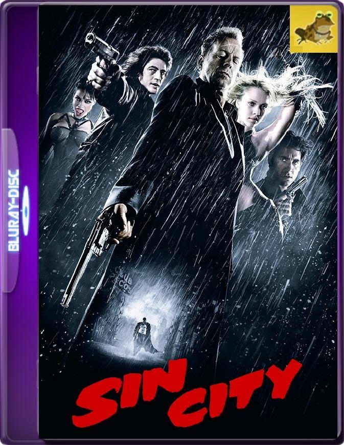 Sin City: La Ciudad Del Pecado (2005) Brrip 1080p (60 FPS) Latino / Inglés