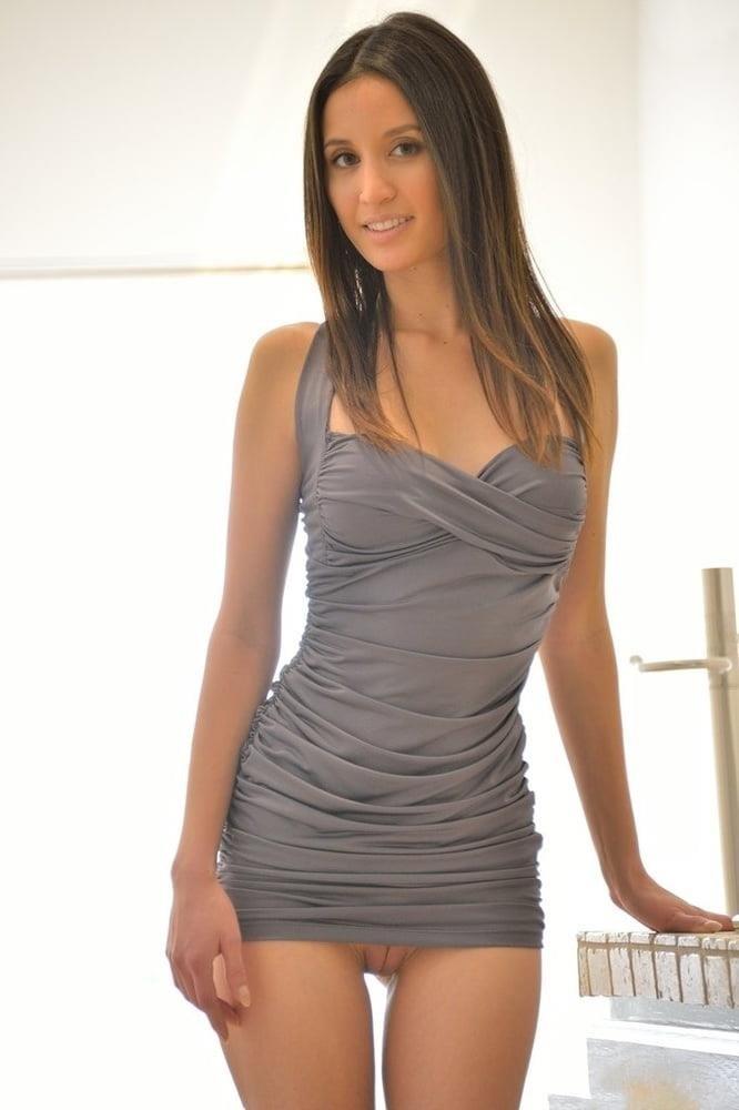Sexy dress porn pic-8868