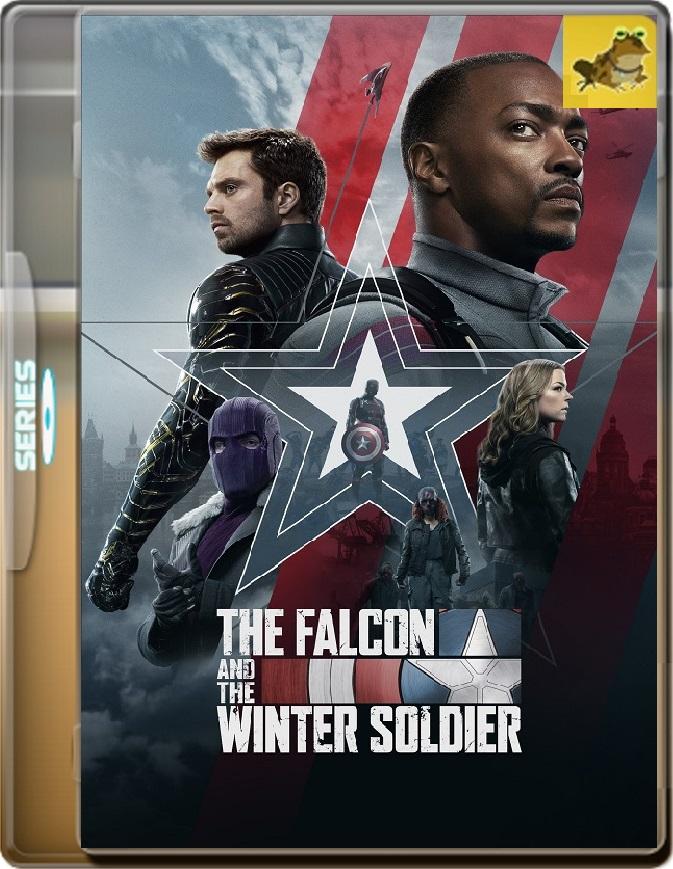 Falcon Y El Soldado Del Invierno (2021) WEB-DL 1080p (60 FPS) Latino / Inglés