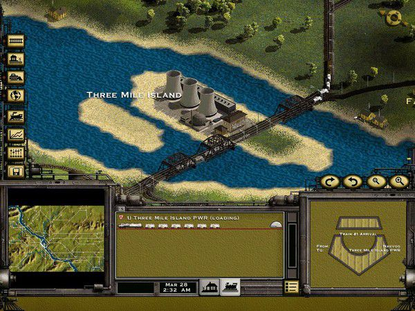 Railroad Tycoon 2 Platinum Captura 1