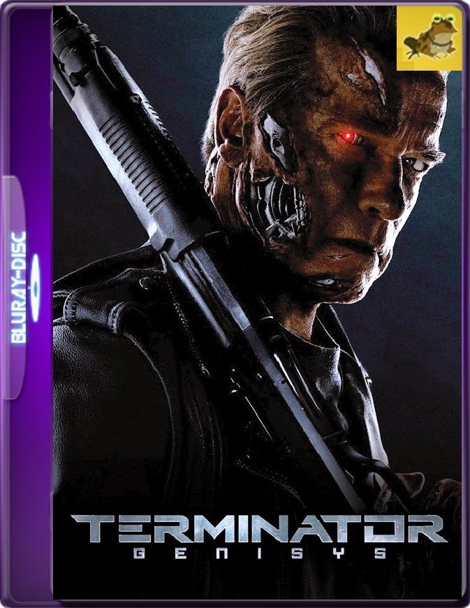 Terminator: Génesis (2015) Brrip 1080p (60 FPS) Latino / Inglés