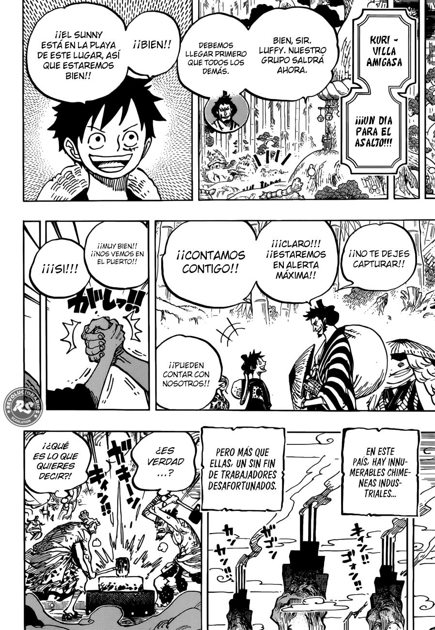 One Piece Manga 955 [Español] [Revolucionarios Scan] K7OPOBFA_o