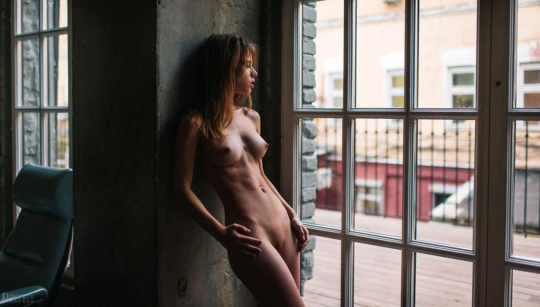 Александра Смелова / Alexandra Smelova nude by Dmitriy Bugaenko