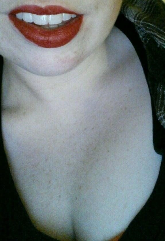 Thot nude selfie-5583