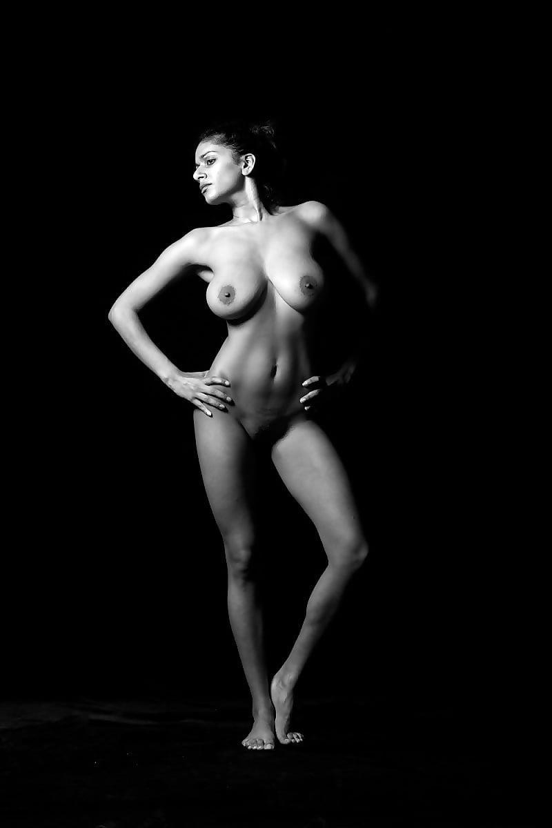 Big boobs nude model-1101