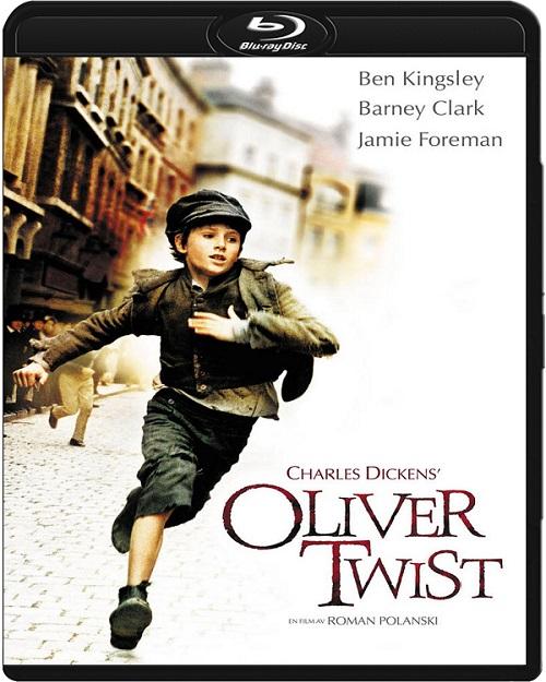 Oliver Twist (2005) MULTi.720p.BluRay.x264.DTS.AC3-DENDA / DUBBING i NAPISY PL