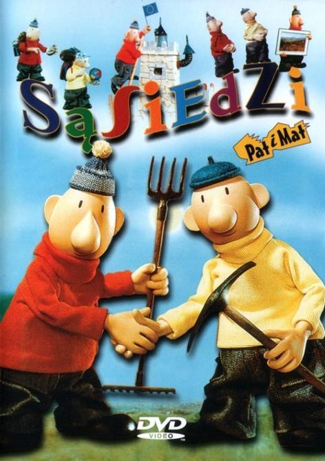 Sąsiedzi / ...A je to! / Pat & Mat (1976-2013) DVDRip.576p.XviD