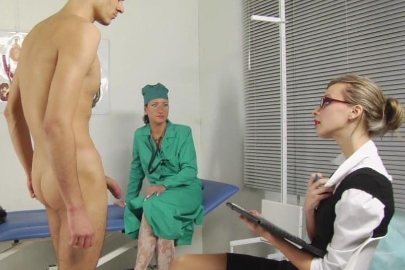 Femdom medical cbt-4254