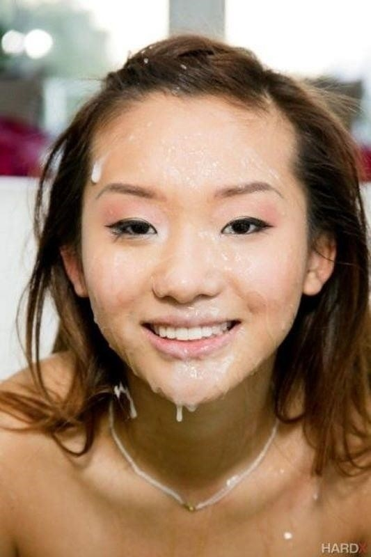 Pretty girl bukkake-4250