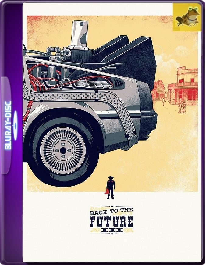 Volver Al Futuro 3 (1990) Brrip 1080p (60 FPS) Latino / Inglés