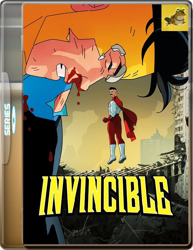 Invincible (2021) WEB-DL 1080p (60 FPS) Latino / Inglés