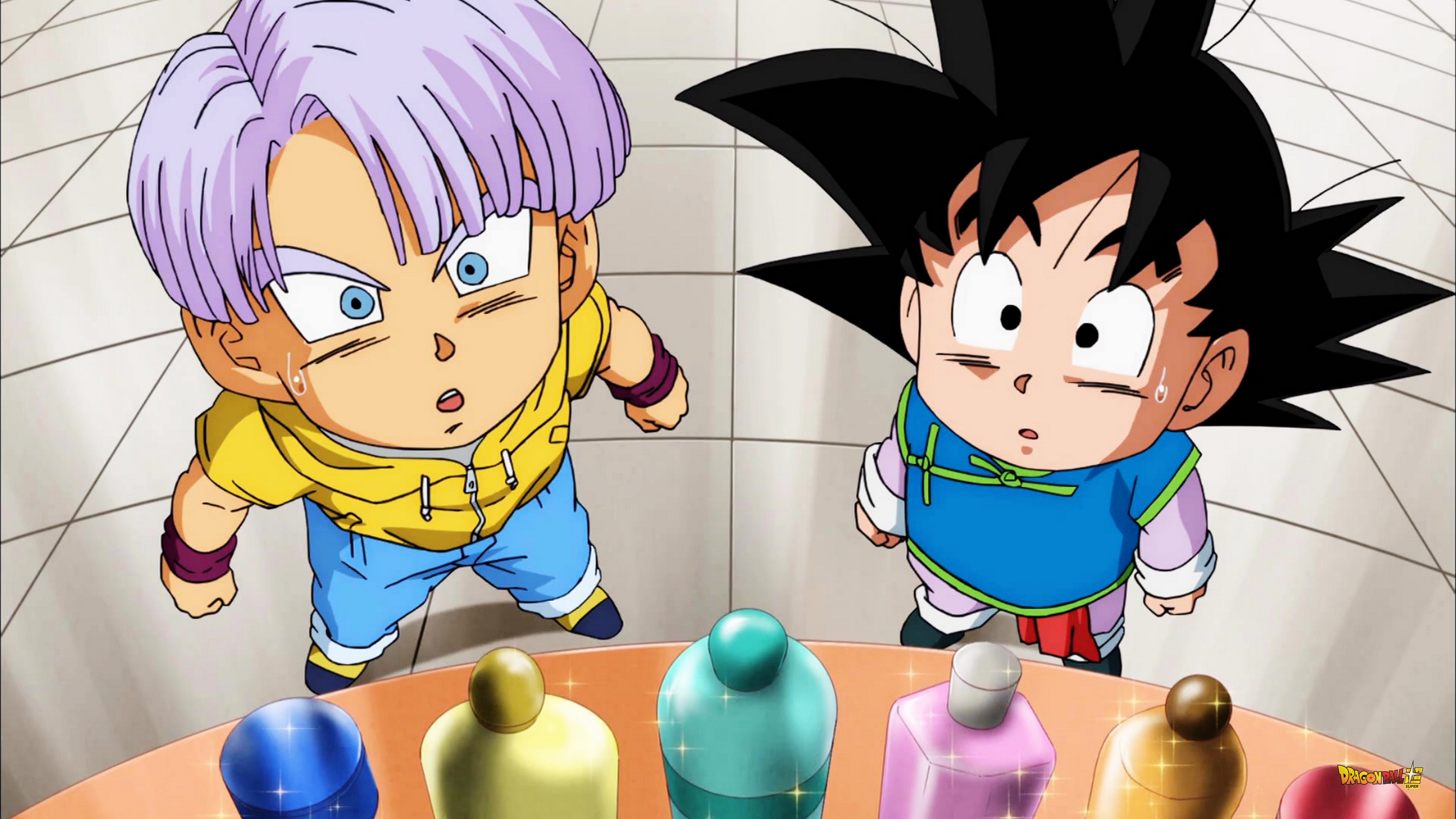 Dragon Ball Super Season 1 Episode 1 S01E01 4k uHD Wallpapers 23 Goku works in his radish field, but wants to go training and fighting.
