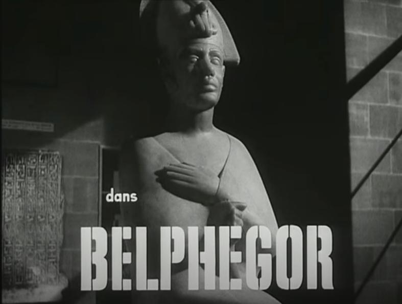 BELFAGOR, IL FANTASMA DEL LOUVRE