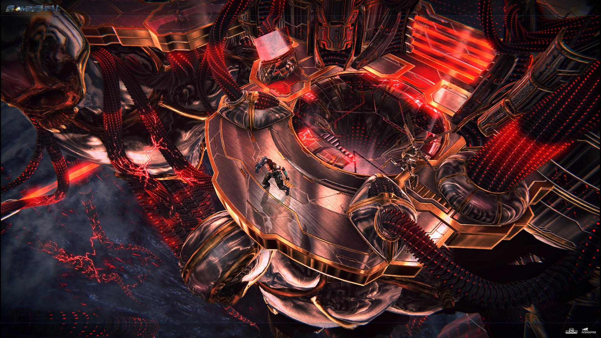 Bombshell Digital Deluxe Edition Captura 1