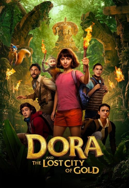 Dora i Miasto Złota / Dora and the Lost City of Gold (2019) PLDUB.BDRip.XviD-KiT / Dubbing PL