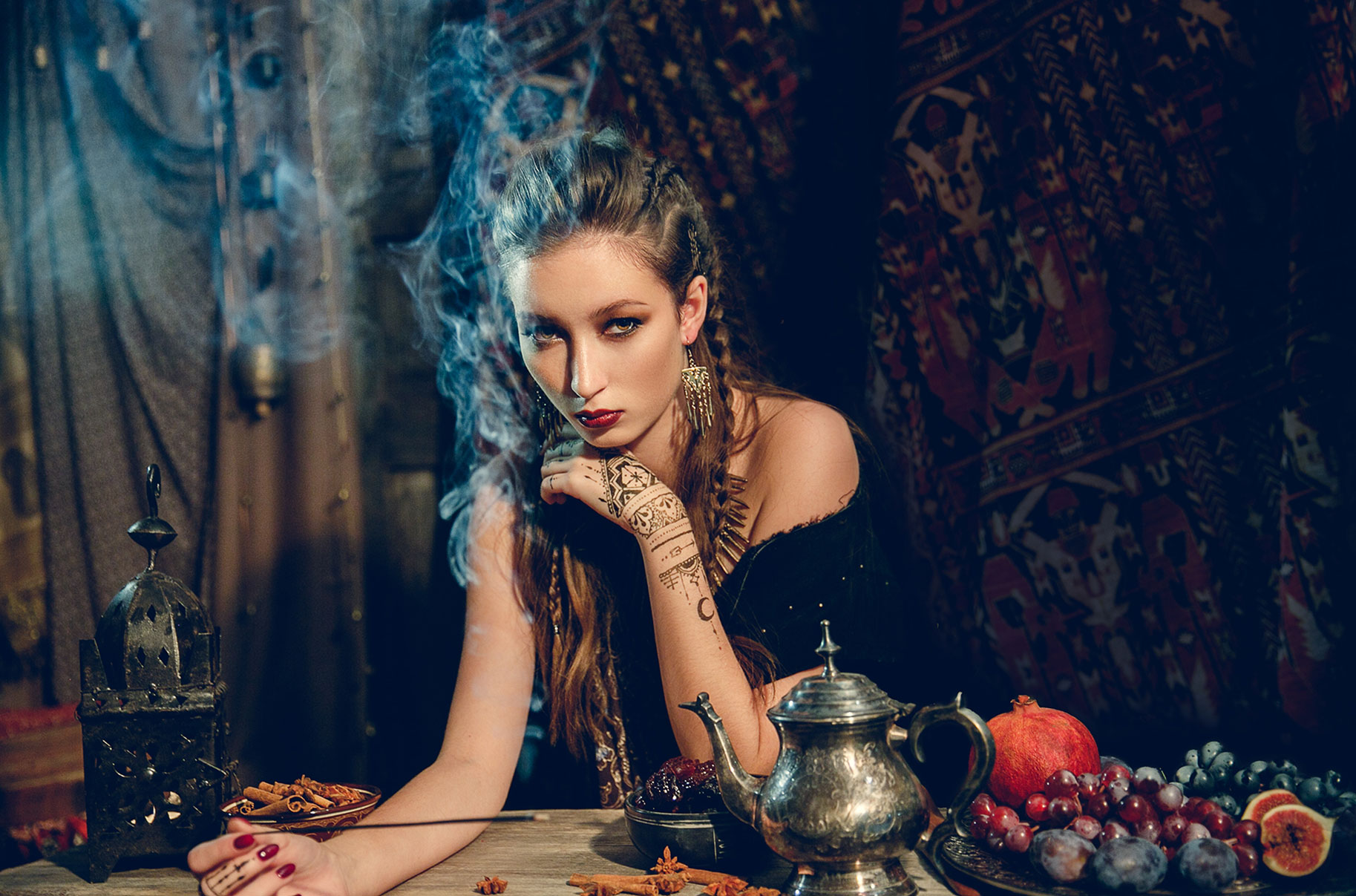 Принцесса специй Валерия Панкратова / Valeriya Pankratova by Kseniya Chebiryak
