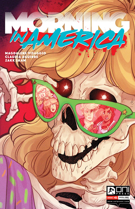Morning In America #1-4 (2019)