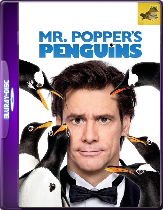 Los Pinguinos De Papá (2011) Brrip 1080p (60 FPS) Latino / Inglés