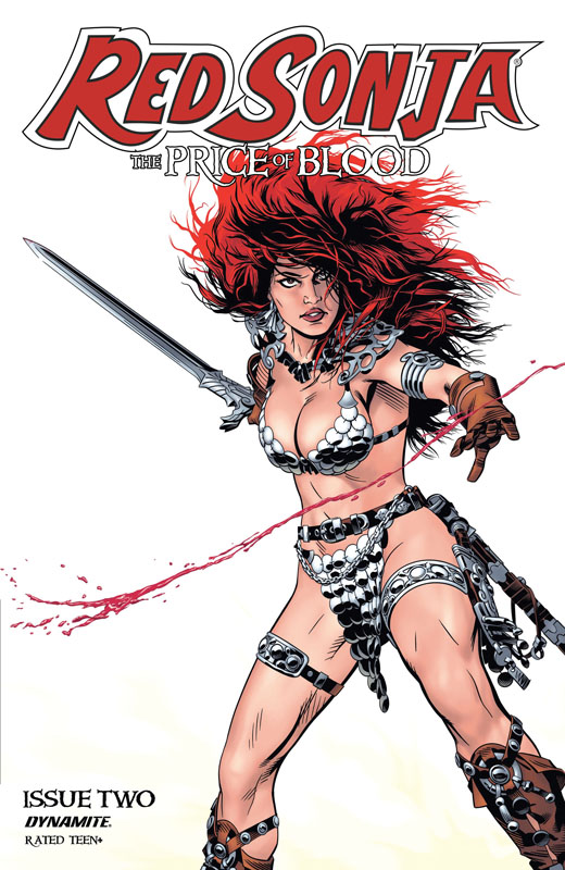 Red Sonja, Price of Blood #1-3 (2020-2021)