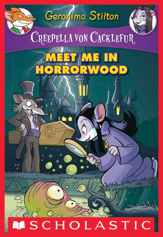 Creepella Von Cacklefur 01-03 (2011-2012)