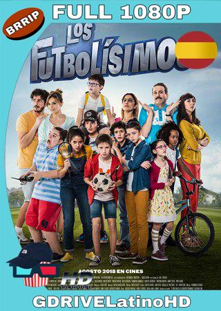 Los Futbolisimos (2018) BRRip Full 1080p Audio Castellano MKV