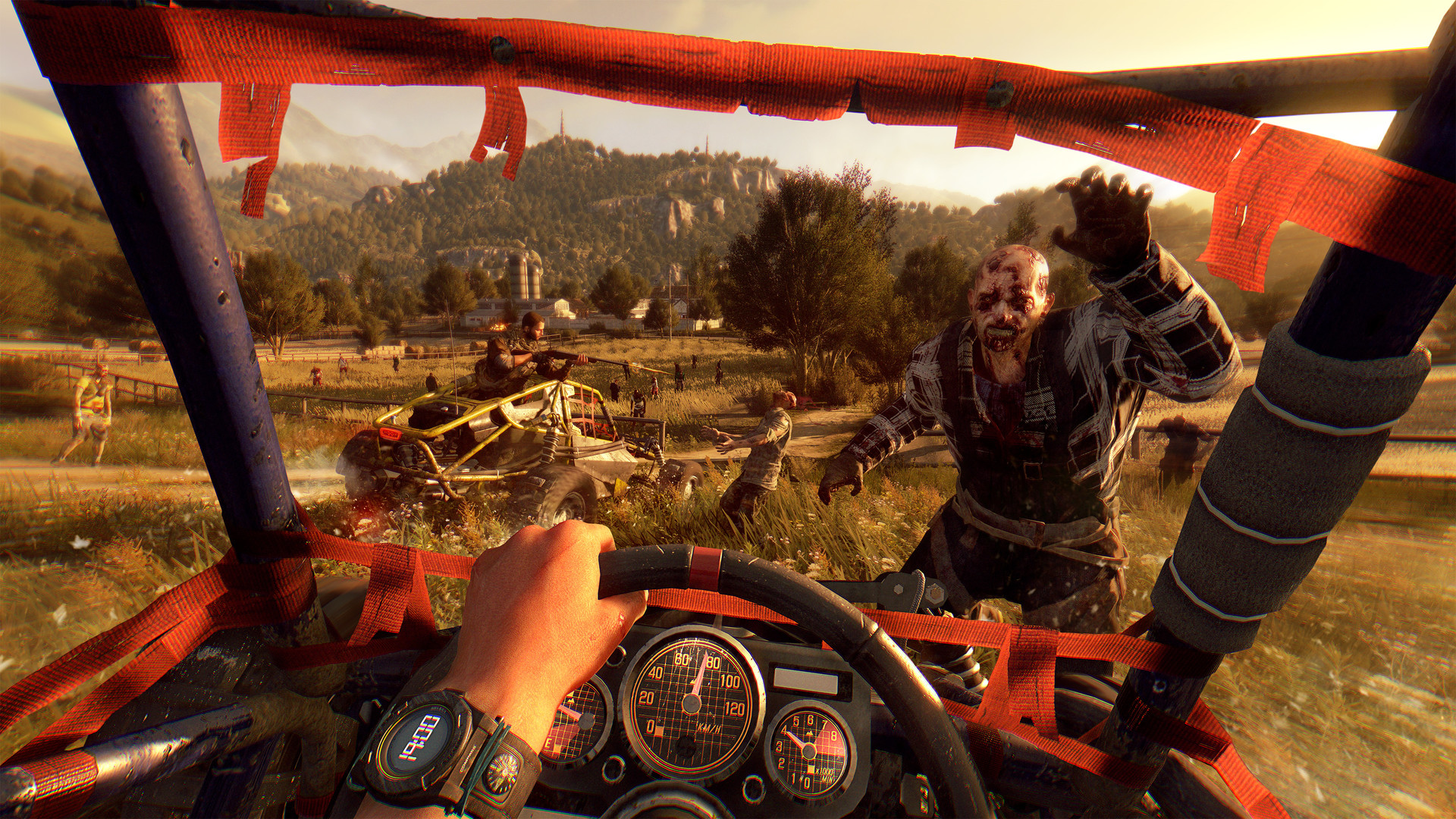 Dying Light: The Following – Enhanced Edition Captura 1