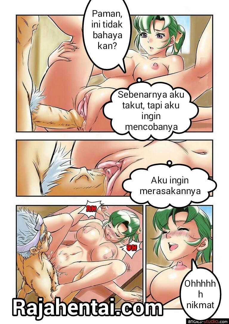 Komik Hentai Paman Nikmati Memek Tembem Keponakan Manga Sex Porn Doujin XXX Bokep 20