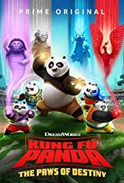 Kung Fu Panda Paws of Destiny Season Two S02 720p 10bit WEBRip Hindi DD5.1 English DD5.1 x265 HEVC