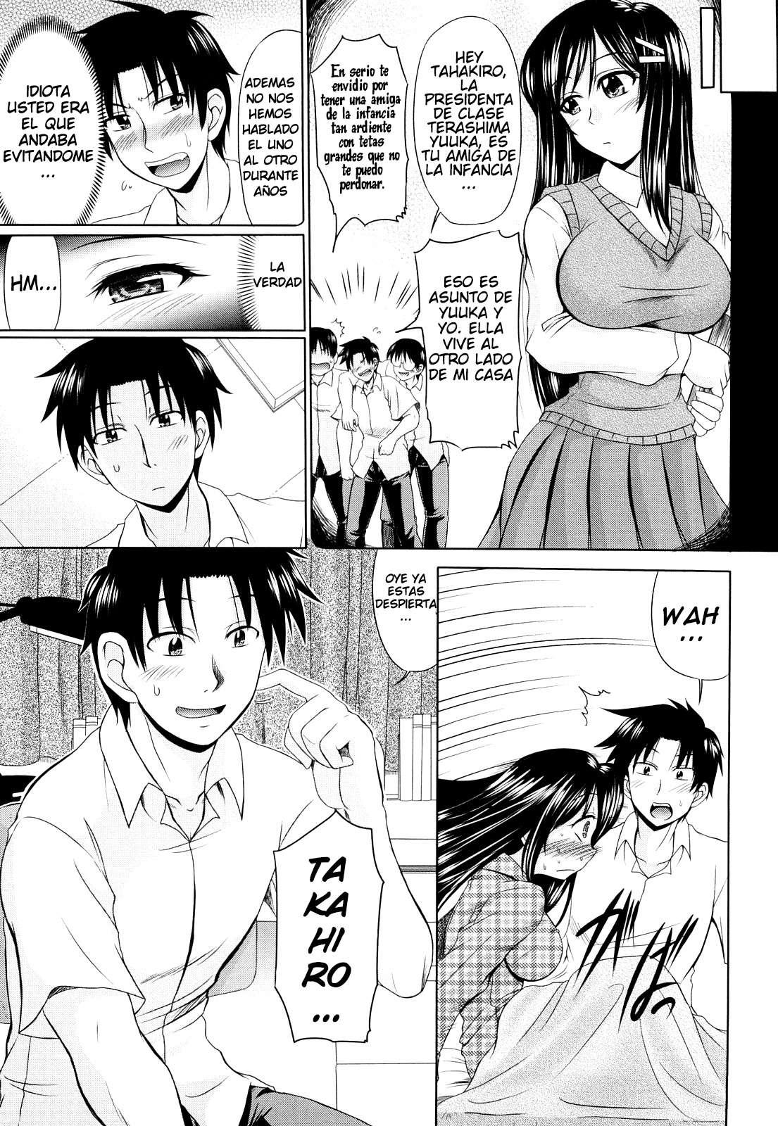 Nikuyoku Analyze♥ Chapter-7 - 4