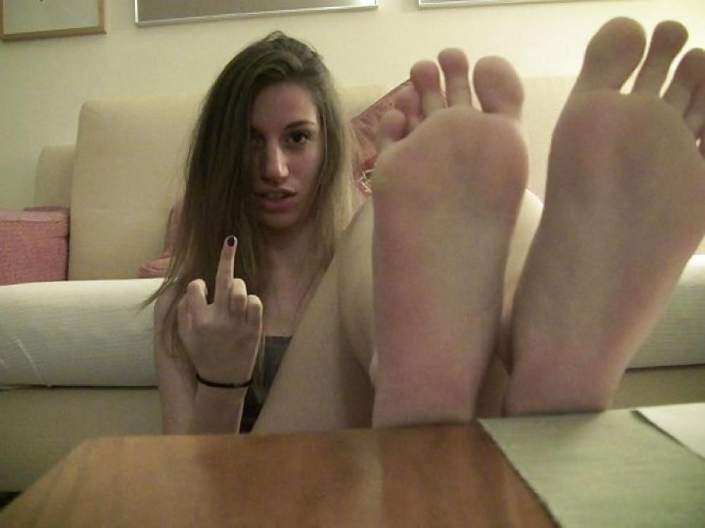 Hot foot femdom-5467