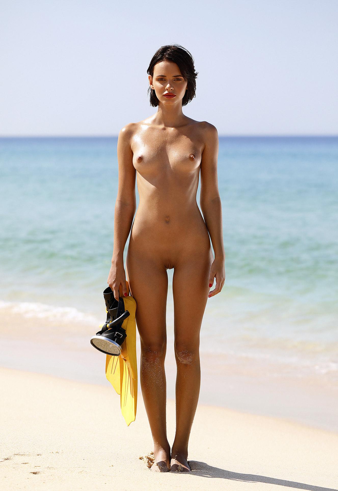 Наталья Удовенко / Natalia Udovenko naked by Ana Dias