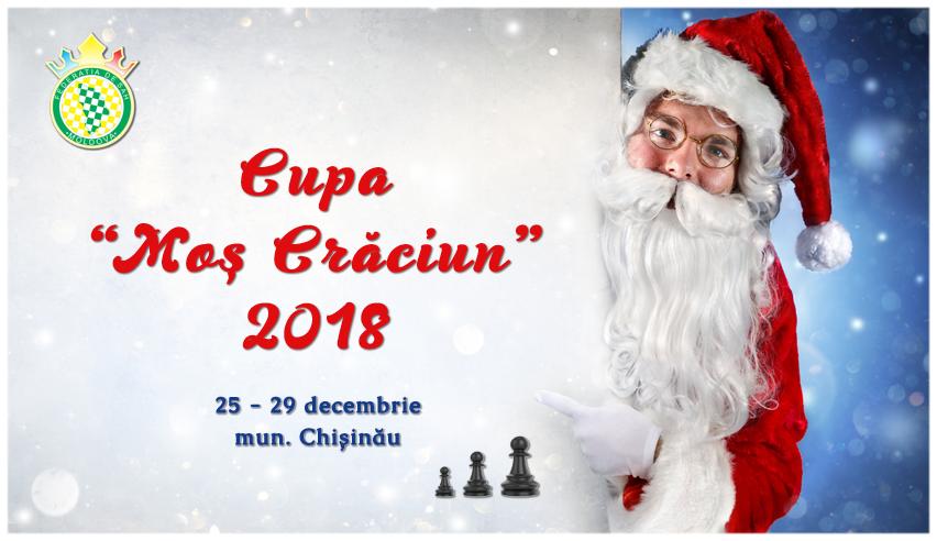 """Cupa """"Moș Crăciun"""" 2018"""